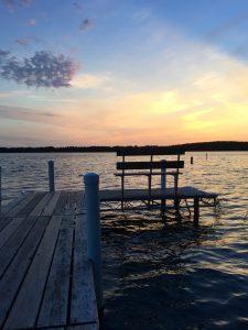 Two Inlets Lake | Zestful Kitchen