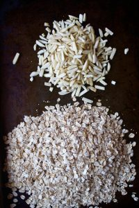 Almond Butter Granola Bars   Zestful Kitchen