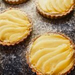 Pear and Almond Tartlets with Whole-Wheat Crust