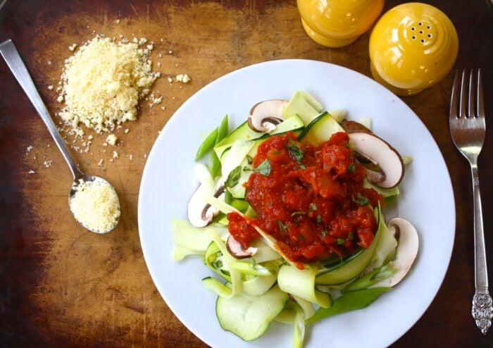 Classic Tomato Sauce | Zestful Kitchen