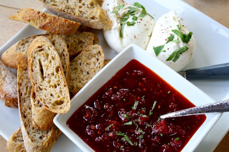 Red Pepper Jam | Zestful Kitchen