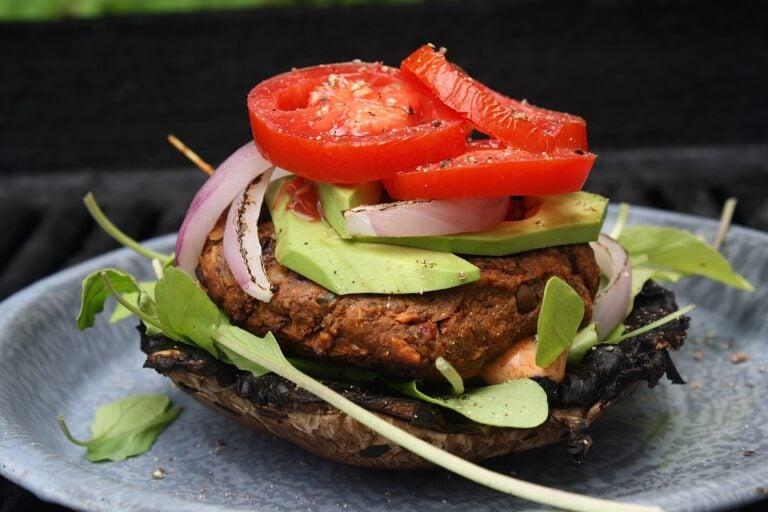 Ultimate Veggie Burger | Zestful Kitchen