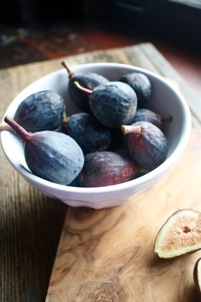 Honey Roasted Figs | Zestful Kitchen