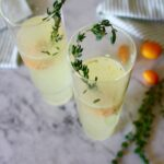 Kumquat & Thyme Cocktail | Zestful Kitchen