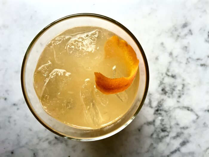Orange–Rosemary Paloma | Zestful Kitchen