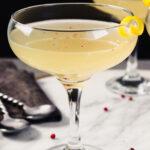 Vodka Kombucha Cocktail with Cardamom