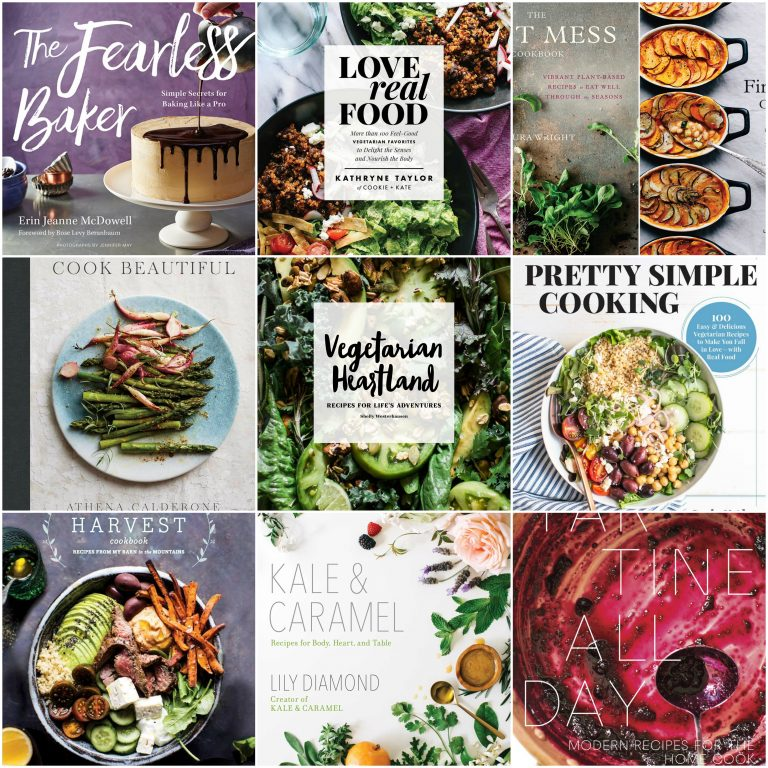 Zestful Kitchen 2017 Cookbook Gift Guide