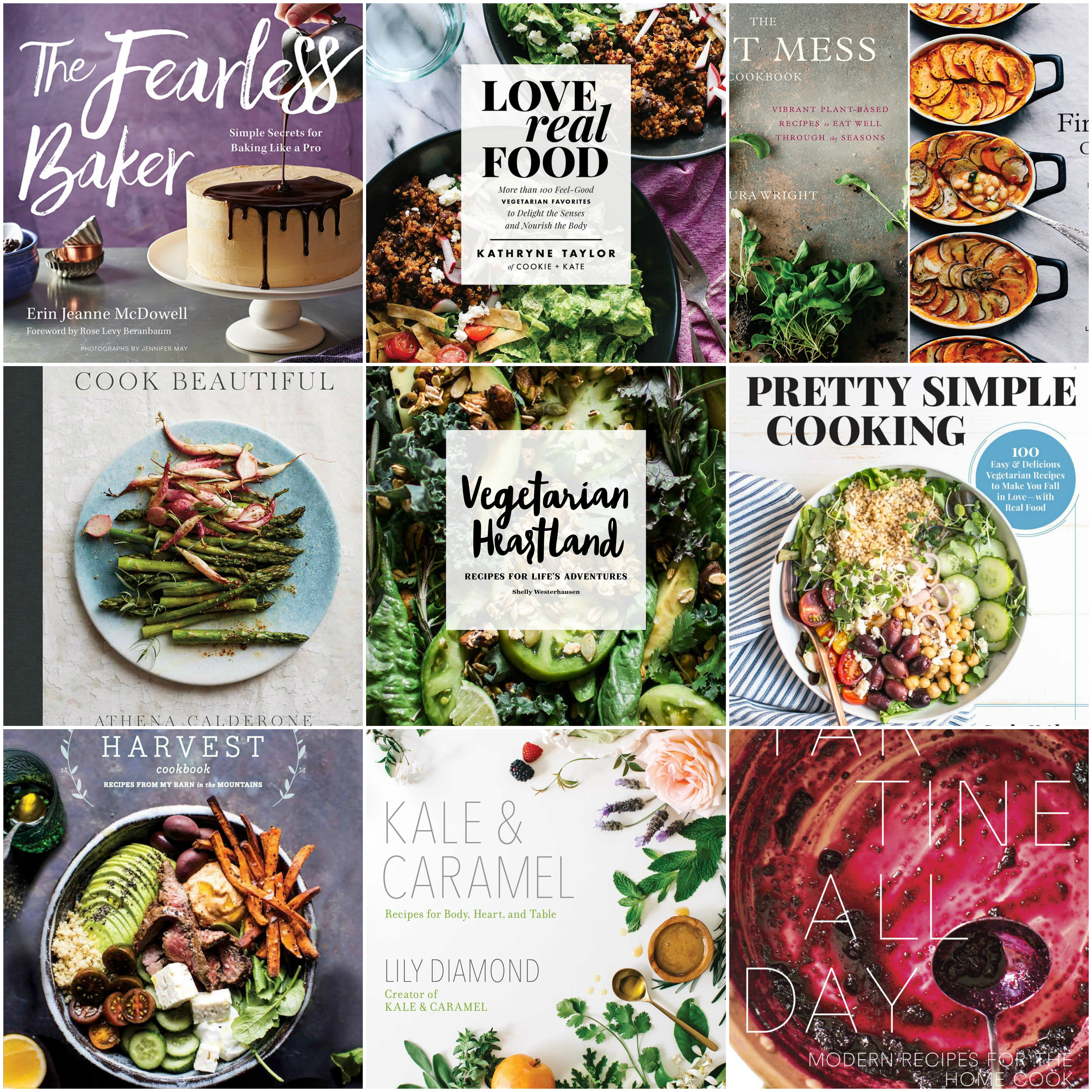 Zestful Kitchen 2017 Cookbook Gift Guide