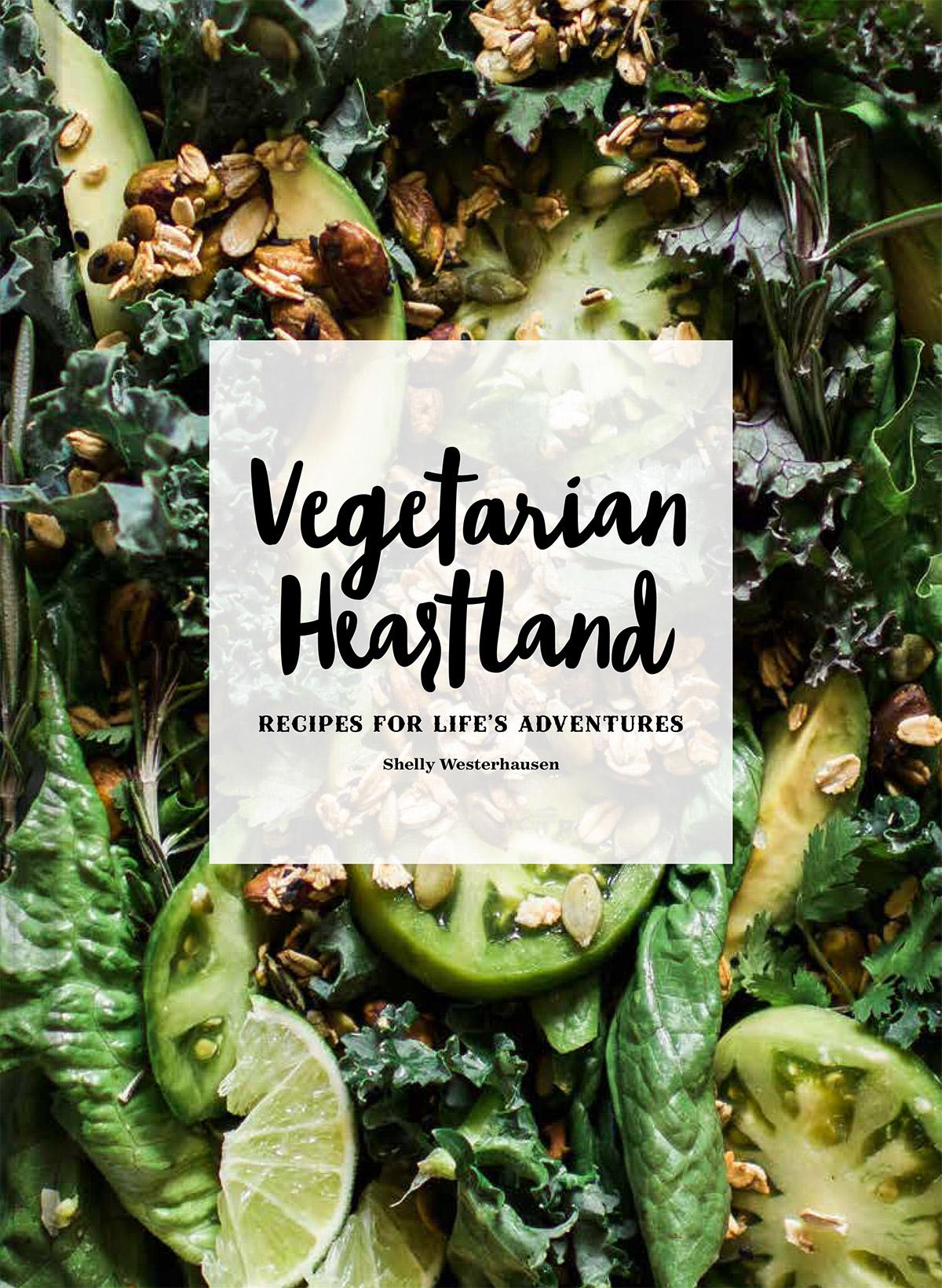 Zestful Kitchen 2017 Holiday Cookbook Gift Guide | Vegetarian Heartland Cookbook