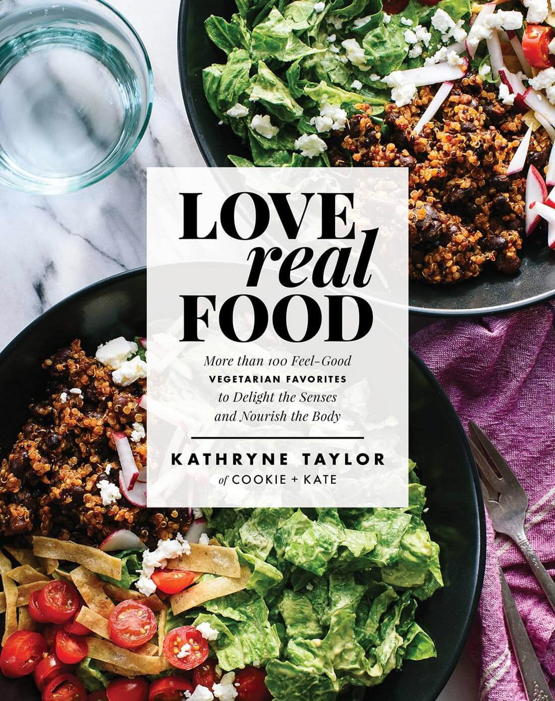Zestful Kitchen 2017 Holiday Cookbook Gift Guide | Love Real Food Cookbook