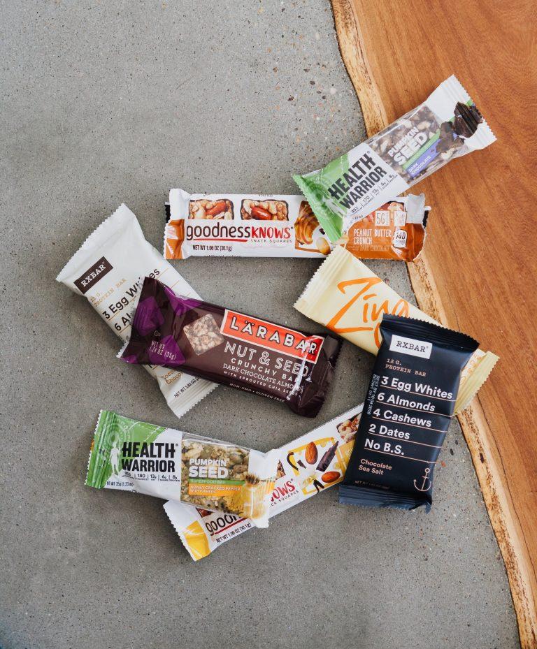 The Best 8 Healthy Granola Bars On The Market | from Lauren Grant of Zestful Kitchen