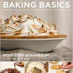 Cover of Rose's Baking Basics cookbook
