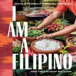 Cookbook cover of I am Filipino
