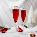 Pomegranate Kir Royale