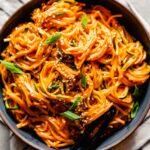 Saucy Gochujang Noodles