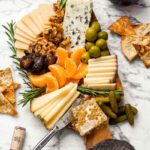 Winter Cheese Board