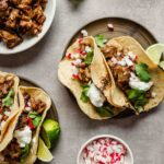 Crispy Instant Pot Pork Carnitas
