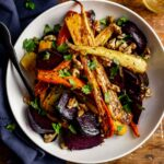 Roasted Beets & Carrots with Toasted Cumin Vinaigrette